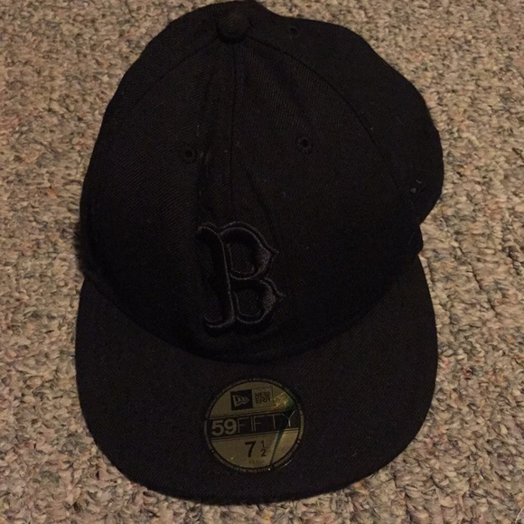 New Era Other - Black Boston Red Sox hat